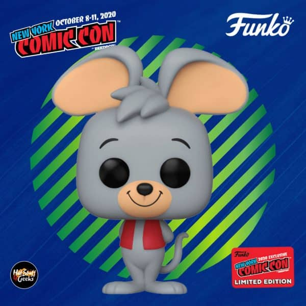 Funko Pop! Animation: Hanna Barbera Huckleberry Hound - Dixie Funko Pop! Vinyl Figure - Funko Shop and NYCC 2020 Shared Exclusive
