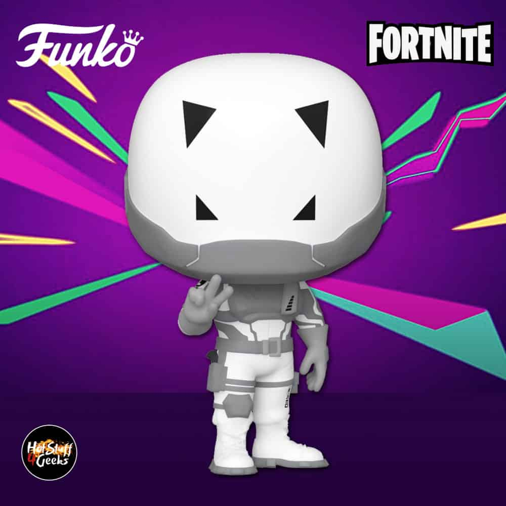 Funko Pop! Games: Fortnite - Scratch Funko Pop! Vinyl Figure
