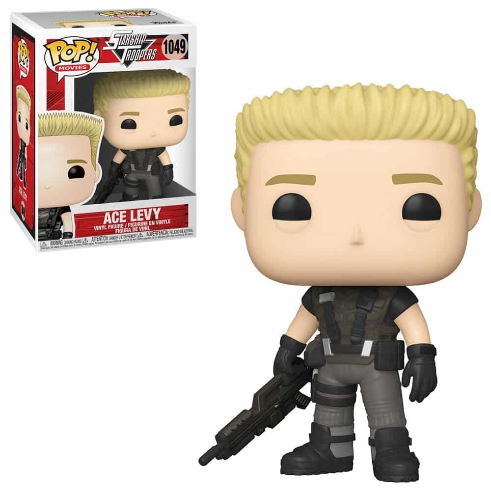 Funko Pop! Movies: Starship Troopers - Ace Levy Funko Pop! Vinyl Figure