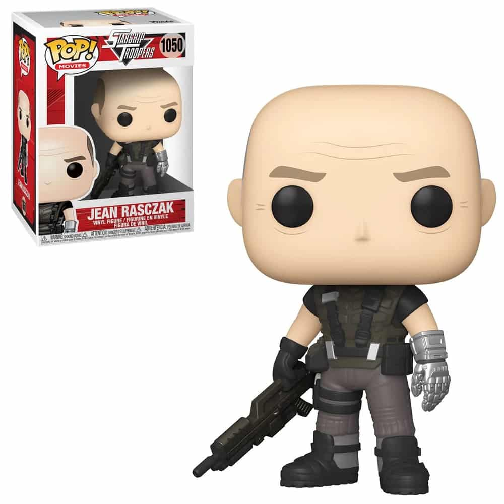 Funko Pop! Movies: Starship Troopers - Jean Rasczak Funko Pop! Vinyl Figure