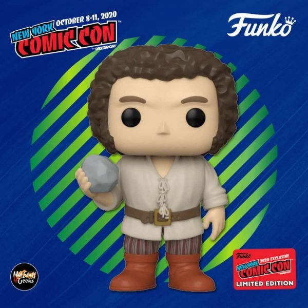 Funko Pop! Movies: The Princess Bride – Super-Sized Fezzik Funko Pop! Vinyl Figure - Amazon and NYCC 2020 Shared Exclusive