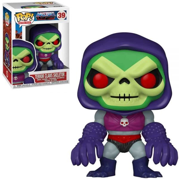 Funko Pop! Retro Toys: Masters of the Universe - Terror Claws Skeletor Funko Pop! Vinyl Figure
