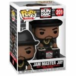 Funko Pop! Rocks Run DMC - Jam Master Jay Funko Pop! Vinyl Figure