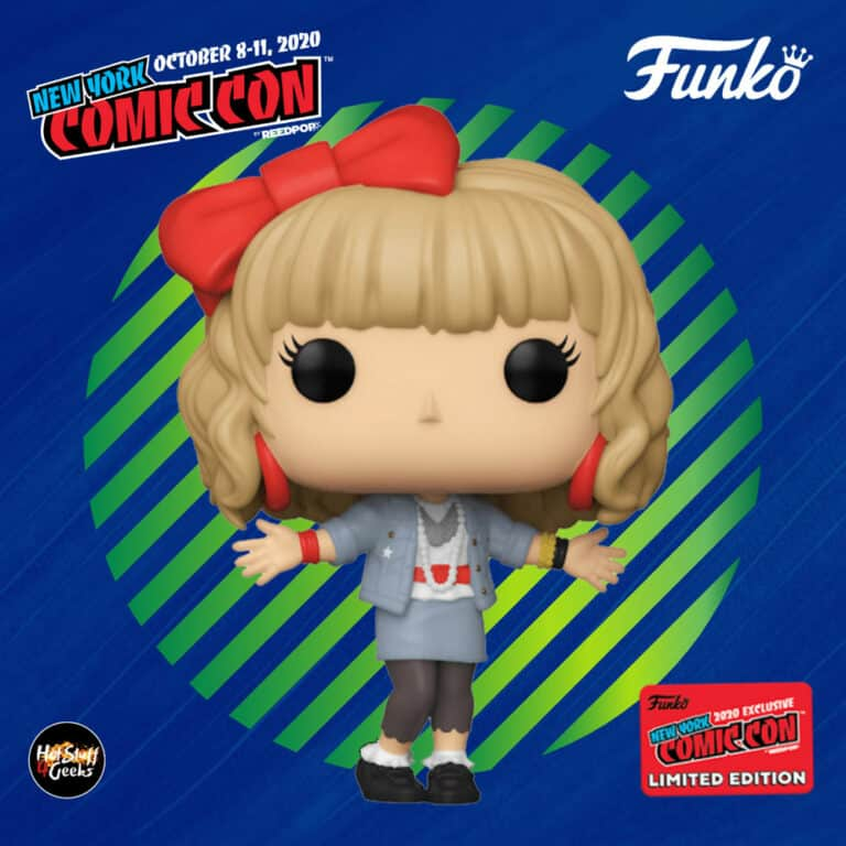 Funko Pop! Television: How I Met Your Mother – Robin Sparkles Funko Pop! Vinyl Figure - Amazon and NYCC 2020 Shared Exclusive