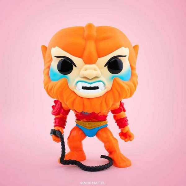 Funko Pop! Television: Masters of the Universe – Super Sized Beast Man Funko Pop! Vinyl Figure - GameStop and NYCC 2020 Shared Exclusive