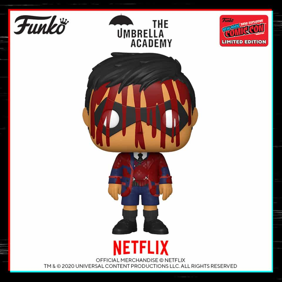 Funko Pop! Television: The Umbrella Academy - Young Ben Funko Pop! Vinyl Figure - Funko Shop and NYCC 2020 Shared Exclusive