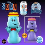 Funko Vinyl Soda: Monster Cereals - Boo Berry With Chase Variant Vinyl Soda Figure - Funko Shop Exclusive