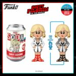 Funko Vinyl Soda: Scott Pilgrim vs The World - Envy Adams With Chase Variant Vinyl Soda Figure - Toy Tokyo and NYCC 2020 Shared Exclusive