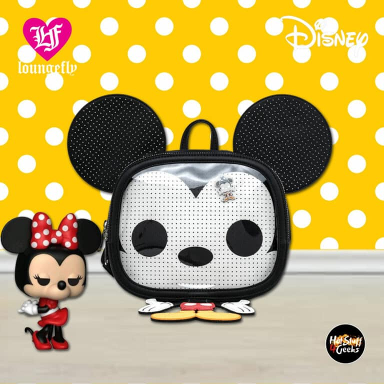 Loungefly Disney Mickey Mouse Pop! Loungefly Collector Backpack Enamel Pin