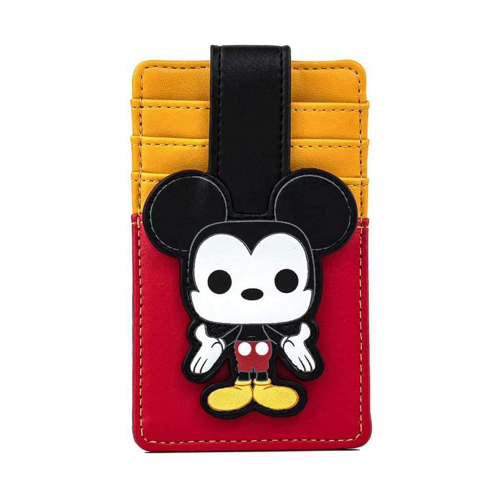 Loungefly Disney Mickey Mouse Pop! by Loungefly Cardholder