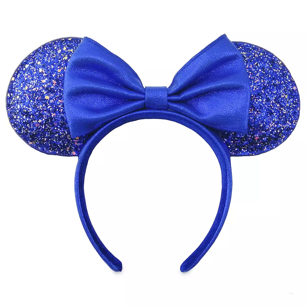 Loungefly Disney: Minnie Mouse Ear Headband – Wishes Come True Blue