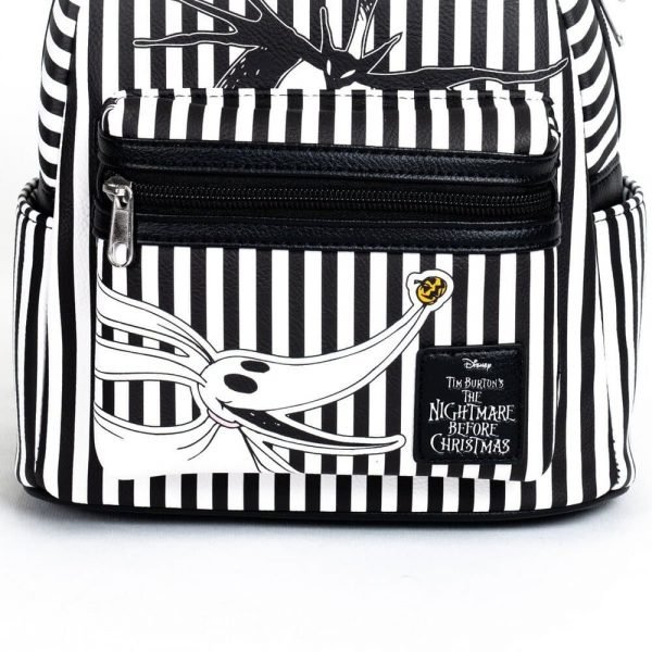 Loungefly Disney Nightmare Before Christmas Mini-Backpack - Entertainment Earth Exclusive by Loungefly