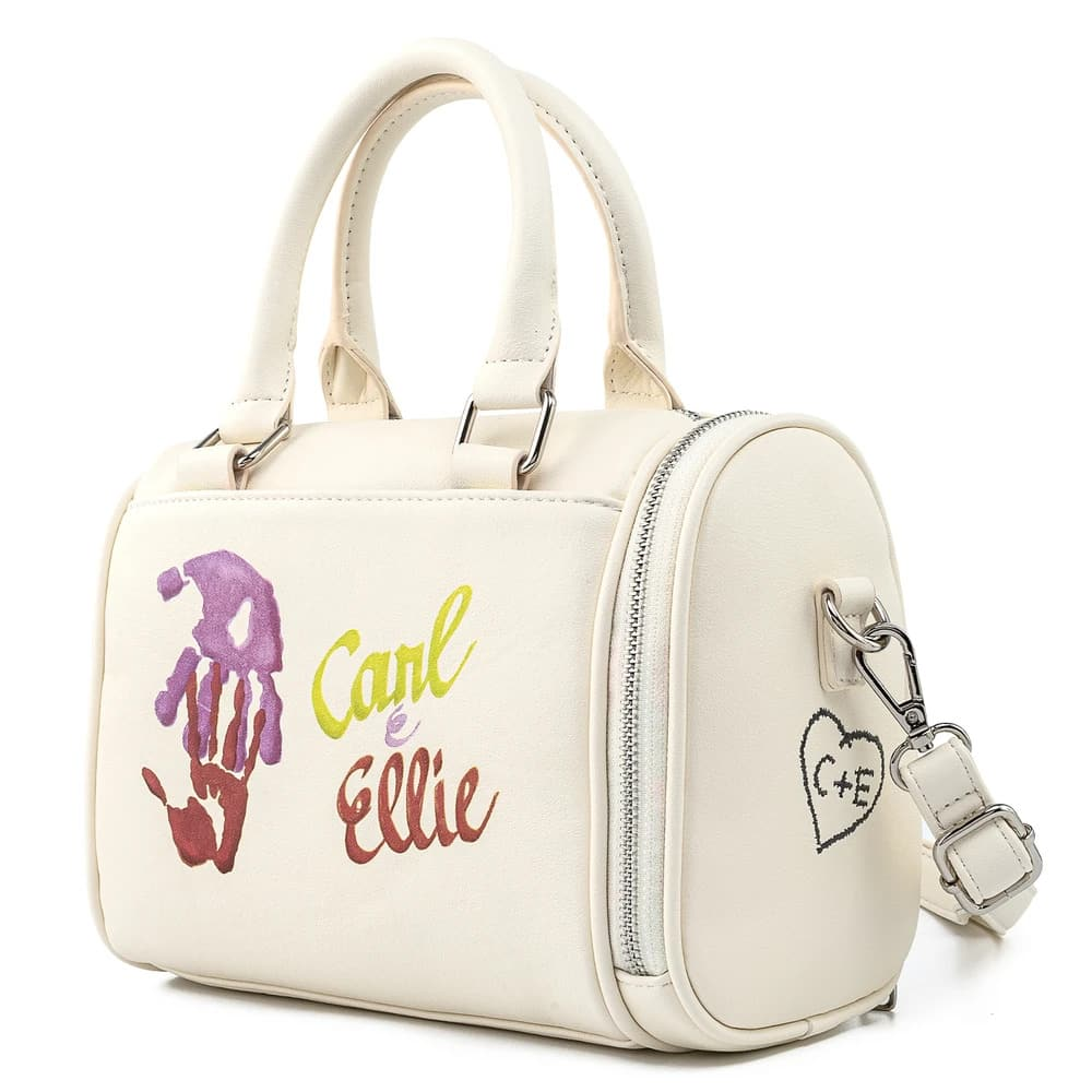 Loungefly Disney Pixar: UP Carl and Ellie Mailbox Crossbody Purse by Loungefly