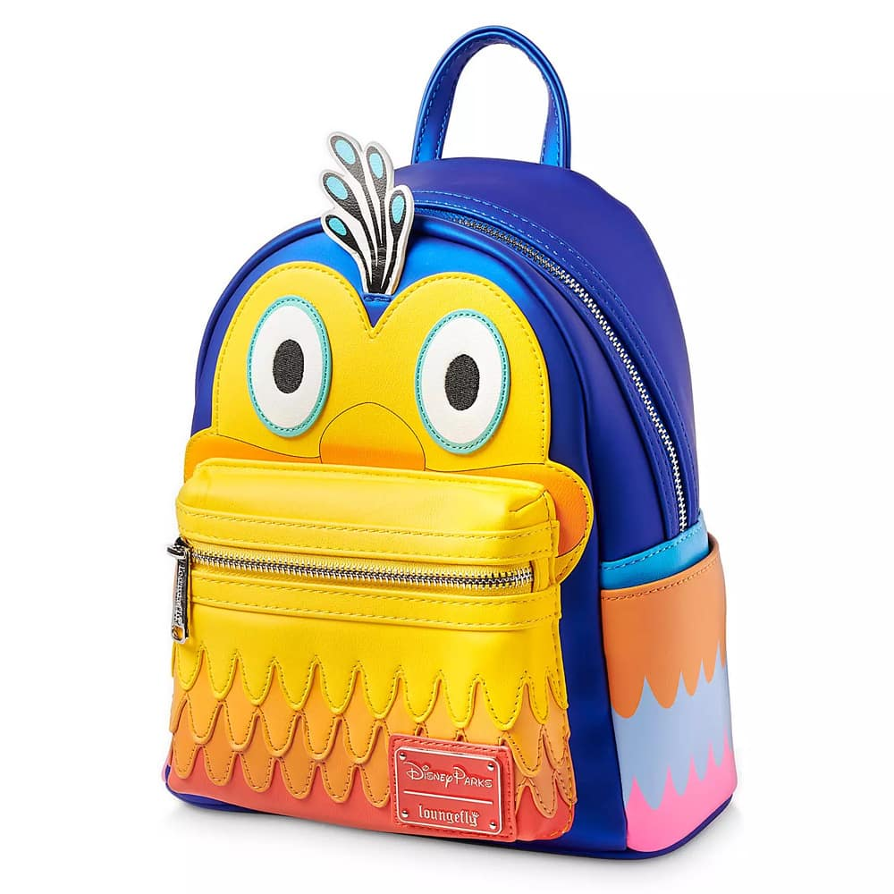 Loungefly Disney Pixar UP: Kevin Mini Backpack - Disney Parks Exclusive