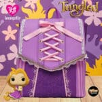 Loungefly Disney Rapunzel Dress Cosplay Backpack by Loungefly