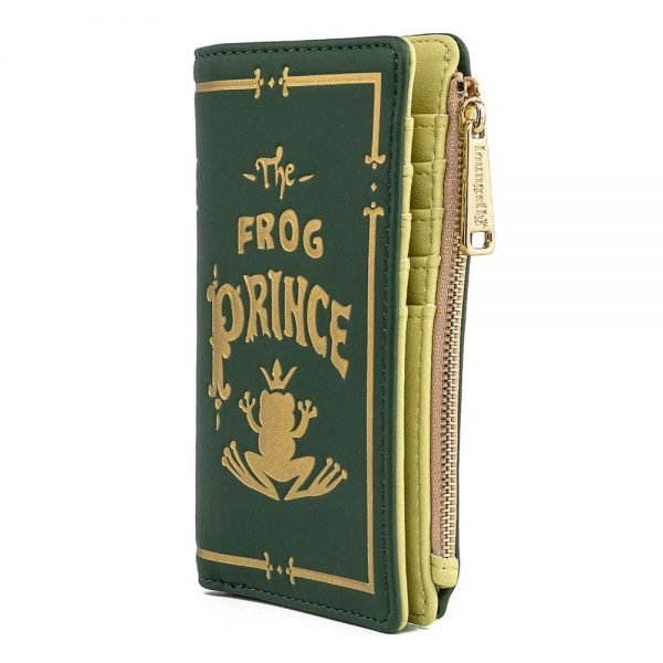 Loungefly Disney The Frog Prince Wallet