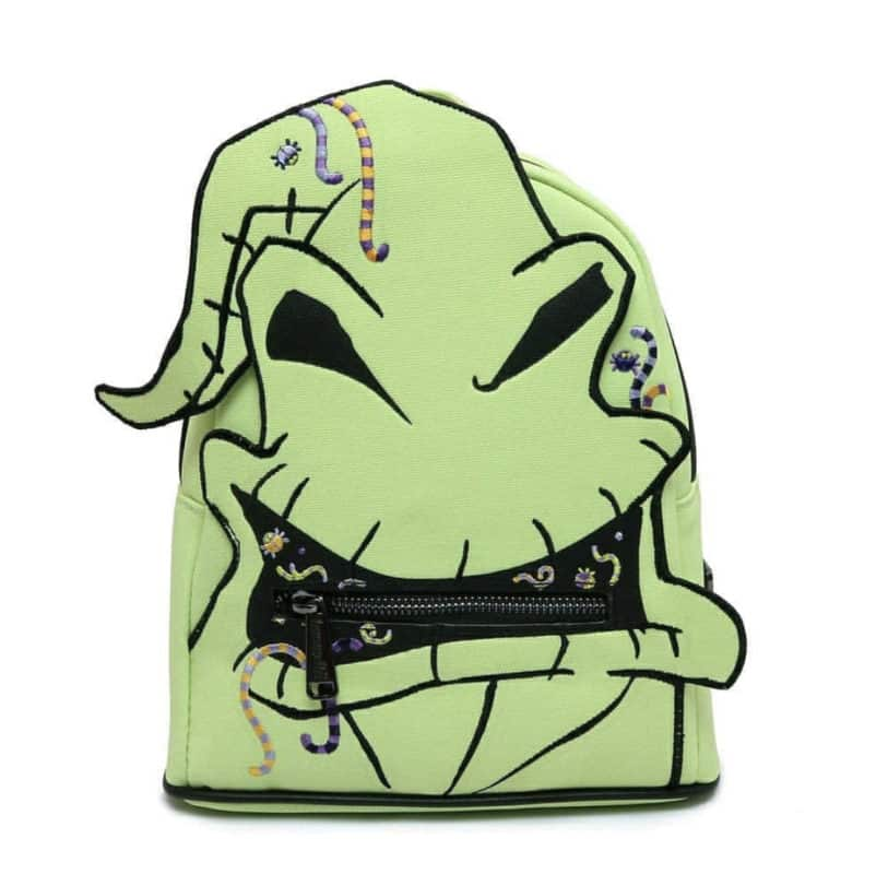 Loungefly Disney The Nightmare Before Christmas: Oogie Boogie Creepy Crawlies Mini Backpack by Loungefly