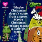 Loungefly Dr. Seuss Grinch and Max Mini Backpack and Wallet