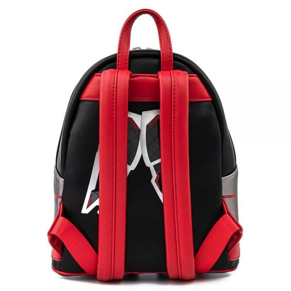 Loungefly Marvel: Falcon Cosplay Mini-Backpack by Loungefly