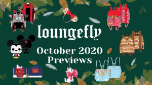 NEW Loungefly October 2020 Previews - Coming November 2020