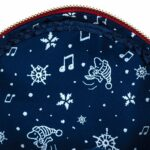 Loungefly Peanuts Snoopy Holiday Mini-Backpack