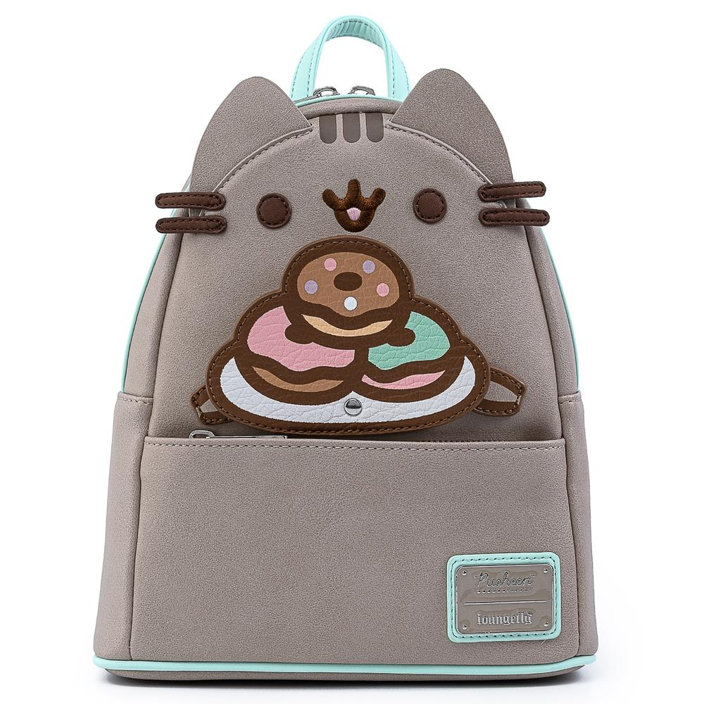 Loungefly Pusheen: Plate-O-Donuts Cosplay Mini Backpack by Loungefly