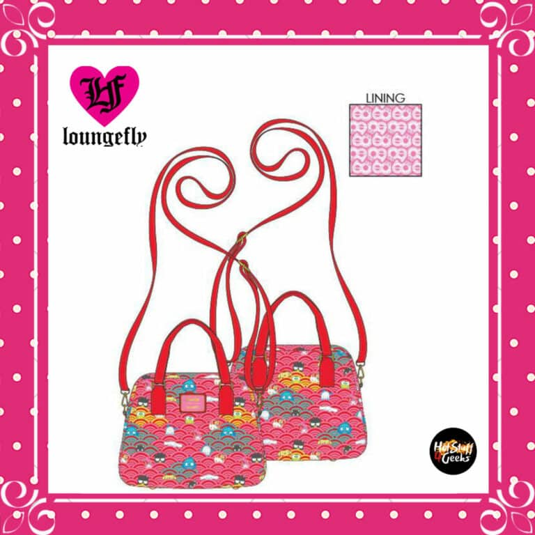 Loungefly Sanrio 60th Anniversary Crossbody Purse by Loungefly