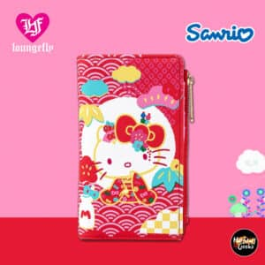 Loungefly Sanrio 60th Anniversary Flap Wallet