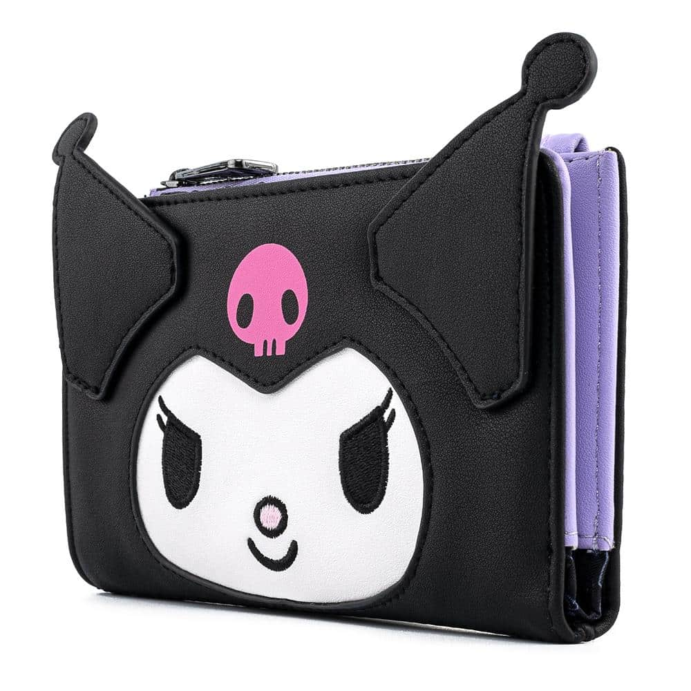 Loungefly Sanrio Kuromi Cosplay Flap Wallet