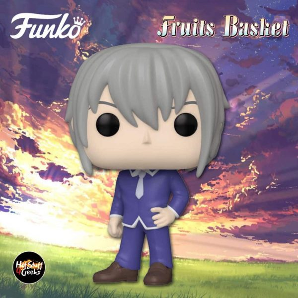 Funko Funko Pop! Animation: Fruits Basket - Yuki Sohma Pop! Vinyl Figure