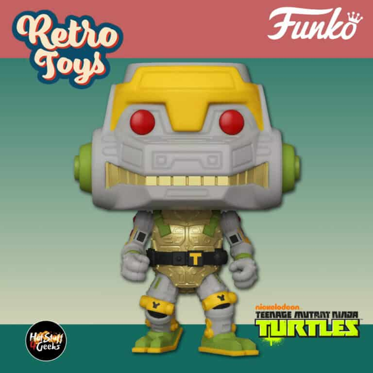 Funko POP! Retro Toys: Teenage Mutant Ninja Turtles – Metalhead Funko Pop! Vinyl Figure - Target Exclusive