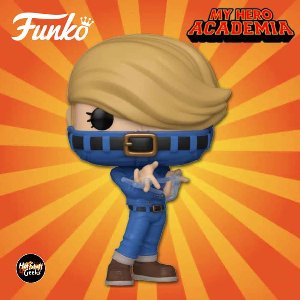 Funko Pop! Animation: My Hero Academia - Best Jeanist Funko Pop! Vinyl Figure