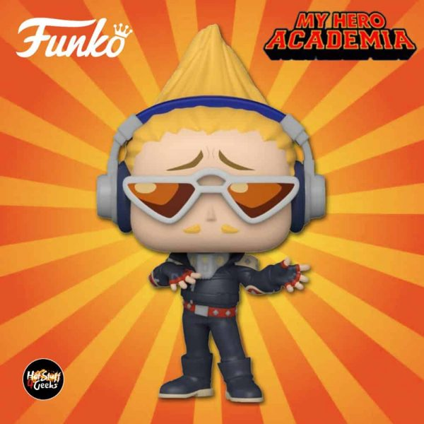 Funko Pop! Animation: My Hero Academia - Present Mic Funko Pop! Vinyl Figure
