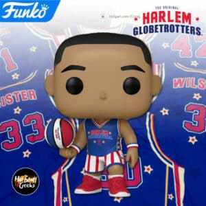 Funko Pop! Basketball: Harlem Globetrotters #1 Funko Pop! Vinyl Figure