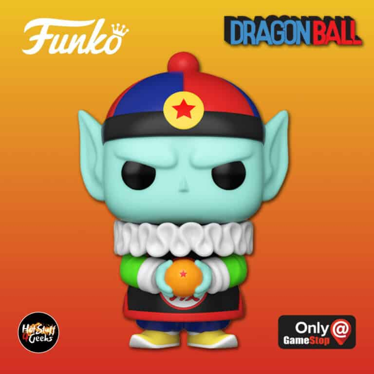 Funko Pop! Animation: Dragon Ball - Emperor Pilaf Funko Pop! Vinyl Figure - GameStop Exclusive