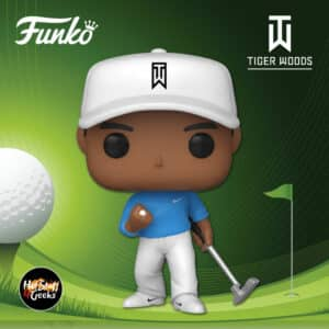 Funko Pop! Golf: Tiger Woods Funko Pop! Vinyl Figure - Fanatics Exclusive