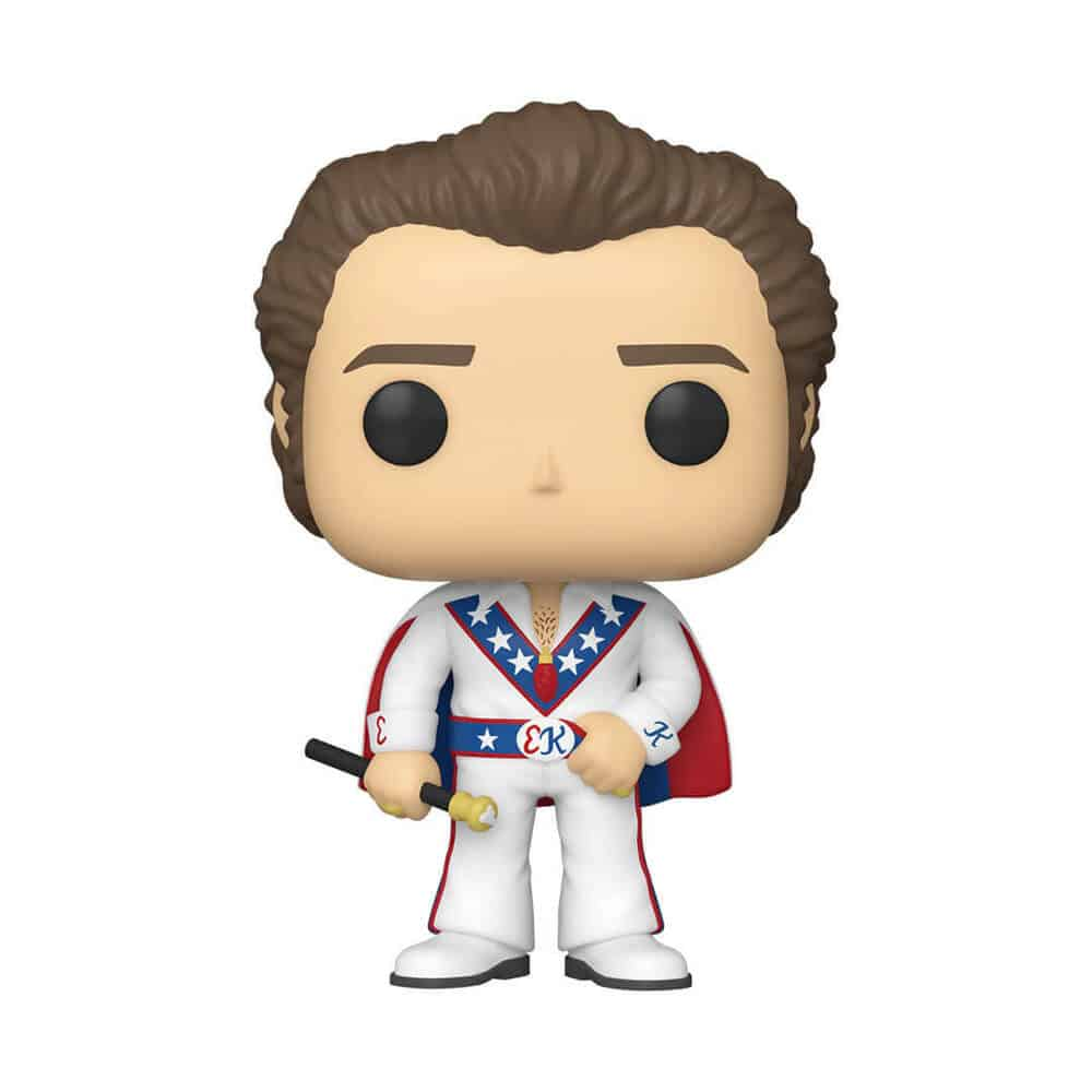 Funko Pop! Icons: Evel Knievel with Cape With Chase Funko Pop! Vinyl Figure