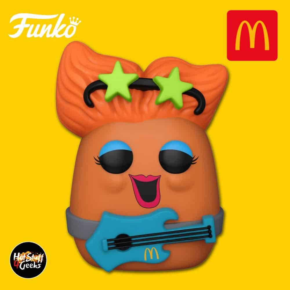 Funko Pop! Icons McDonald's -Rockstar Nugget Funko Pop! Vinyl Figure