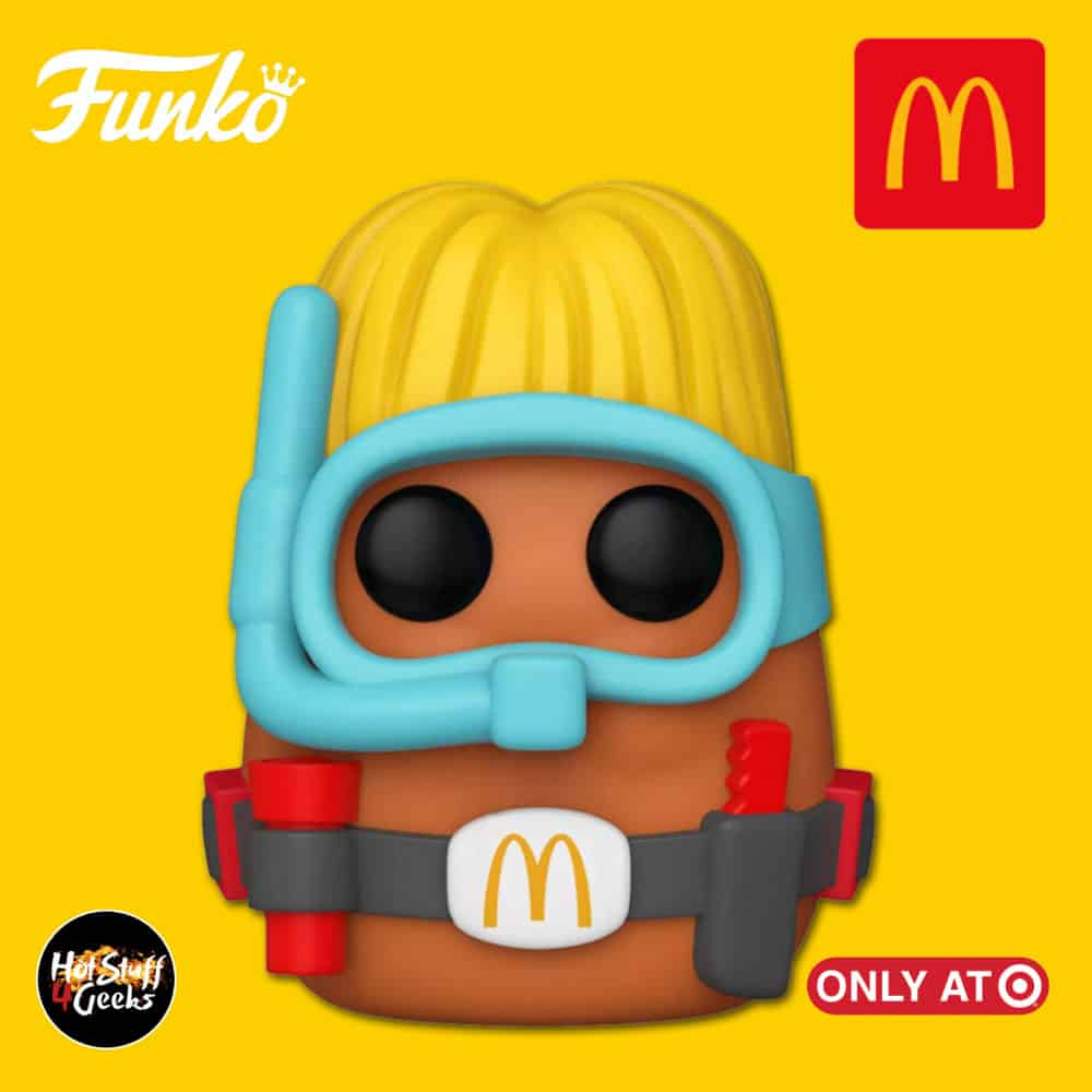 Funko Pop! Icons: McDonald's - Scuba Nugget Funko Pop! Vinyl Figure - Target Exclusive
