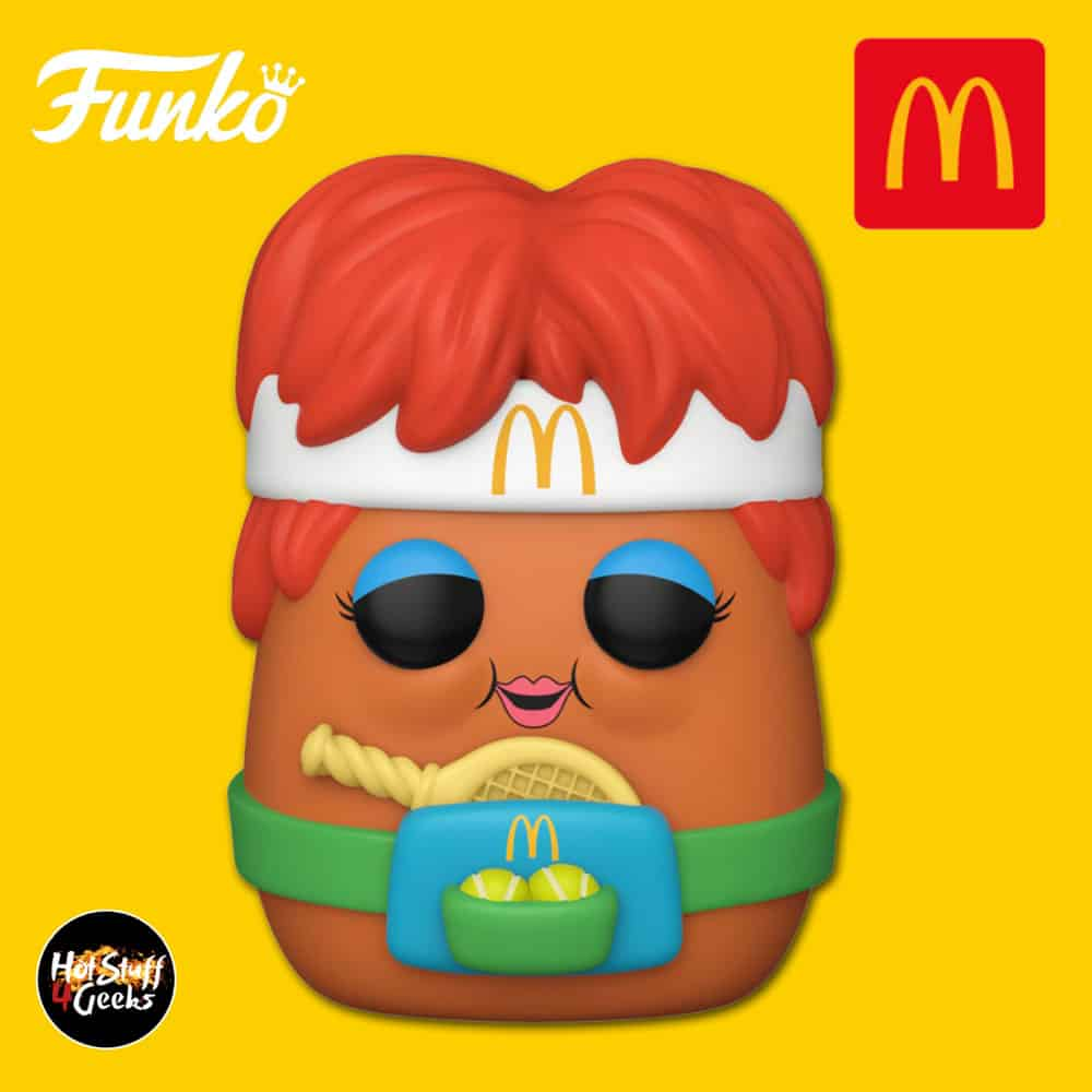 Funko Pop! Icons McDonald's -Tennis Nugget Funko Pop! Vinyl Figure