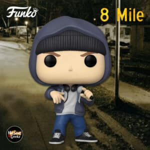 Funko Pop! Movies 8 Mile - B-Rabbit Funko Pop! Vinyl Figure