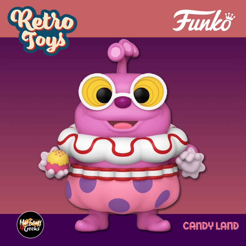 Funko Pop! Retro Toys: Candyland - Jolly Funko Pop! Vinyl Figure
