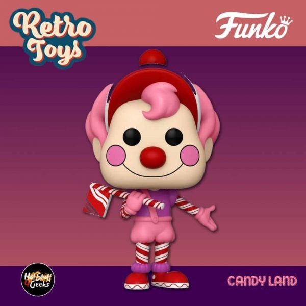 Funko Pop! Retro Toys: Candyland - Mr. Mint Funko Pop! Vinyl Figure