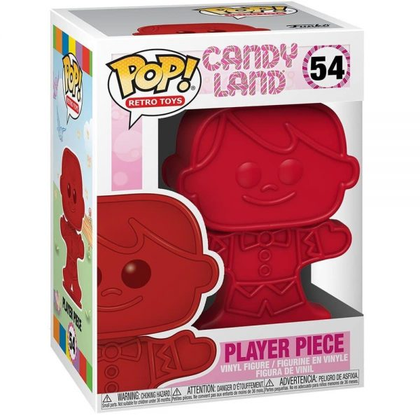 Funko Pop! Retro Toys: Candyland - Player Game Piece Funko Pop! Vinyl Figure