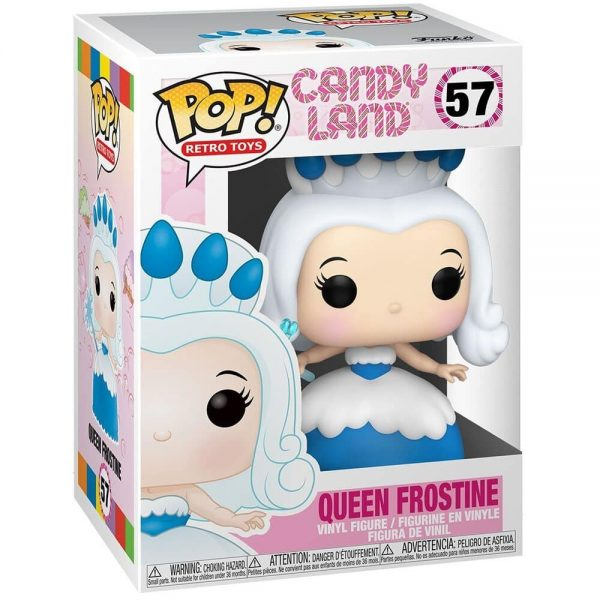 Funko Pop! Retro Toys: Candyland - Queen Frostine Funko Pop! Vinyl Figure