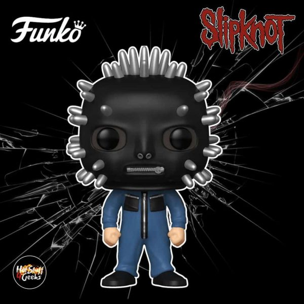 Funko Pop! Rocks: Slipknot - Craig Jones Funko Pop! Vinyl Figure