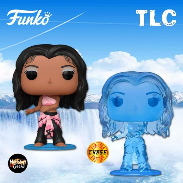Funko Pop! Rocks: TLC - Chilli With Chase Variant Funko Pop! Vinyl Figure