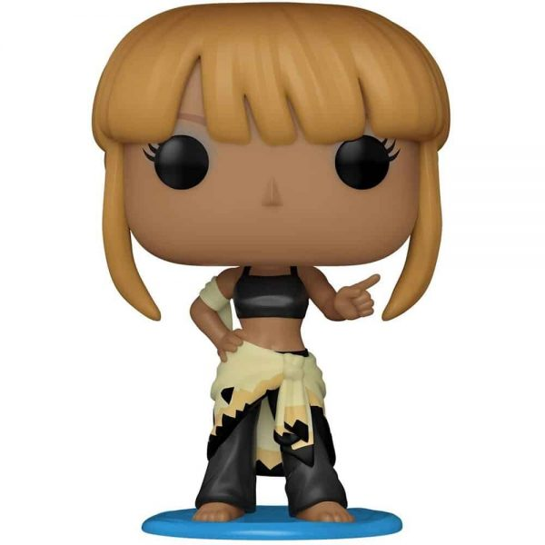 Funko Pop! Rocks: TLC - T-Boz With Chase Variant Funko Pop! Vinyl Figure