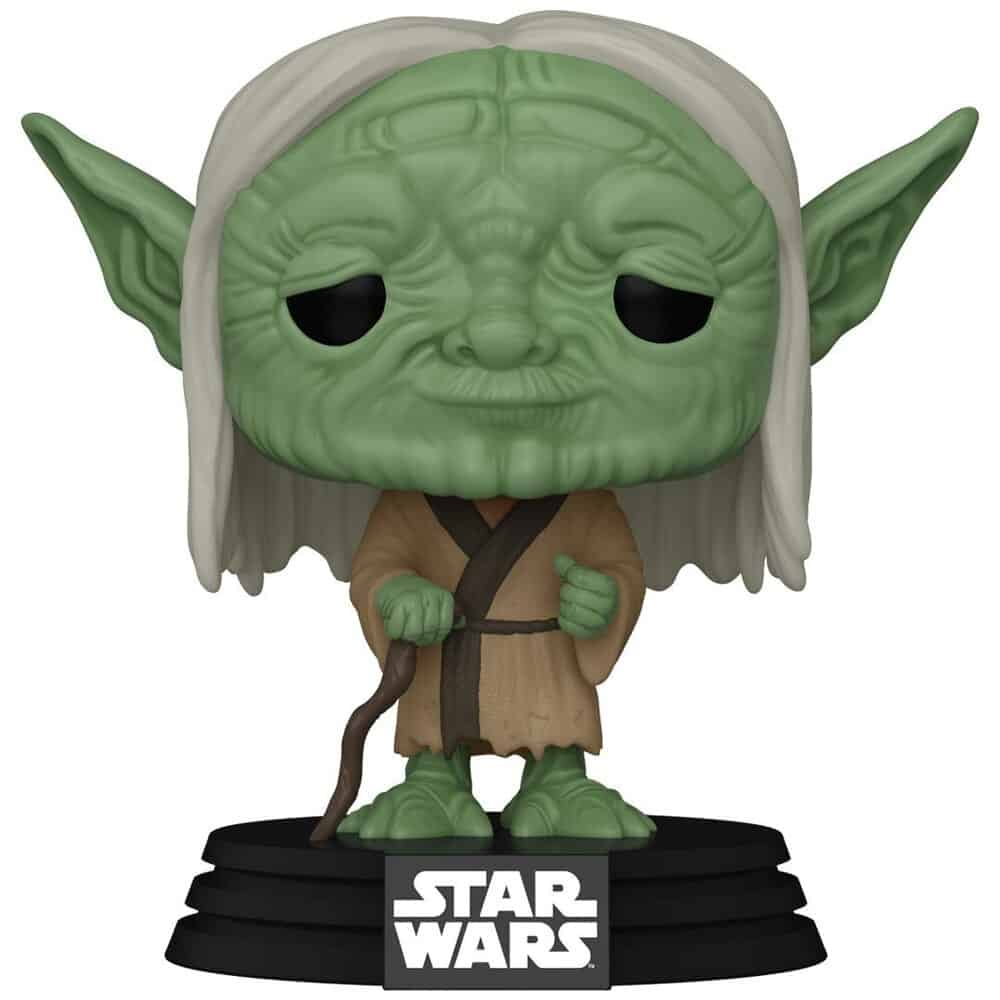 Funko Pop! Star Wars: Concept Series - Yoda Funko Pop! Vinyl Figure