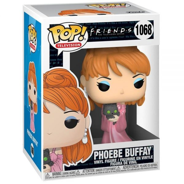 Funko Pop! Television: Friends - Music Video Phoebe Buffay Funko Pop! Vinyl Figure